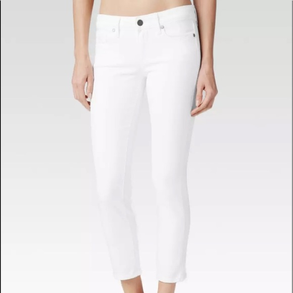 990497181ab PAIGE Jeans | Denim Kylie Crop In Optic White | Poshmark